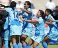 Glory of Indian Women's Hockey Team