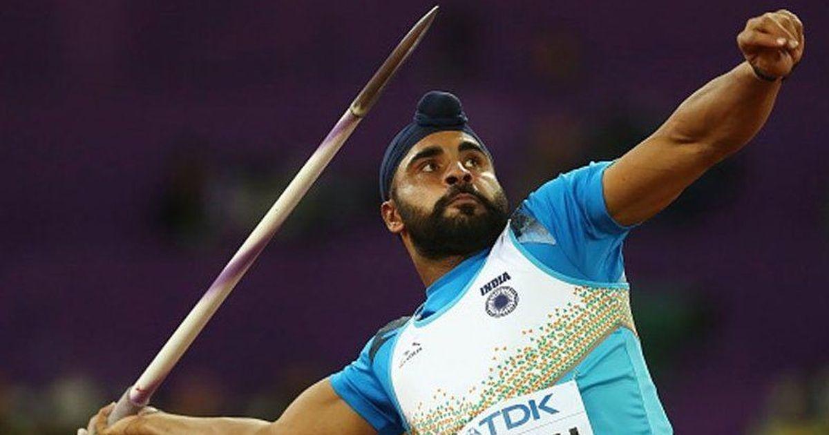 Davinder Singh in Asian Games Invitational Tournament