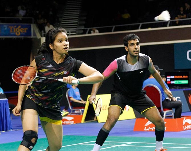 India Open Pranaav Siki