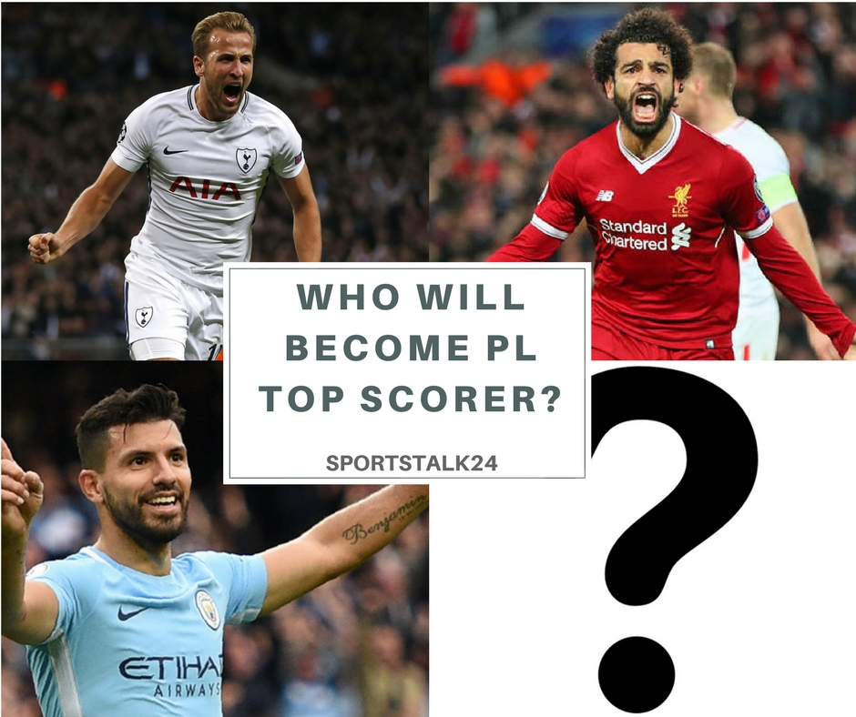 Who Will Finish Premier League top scorer?