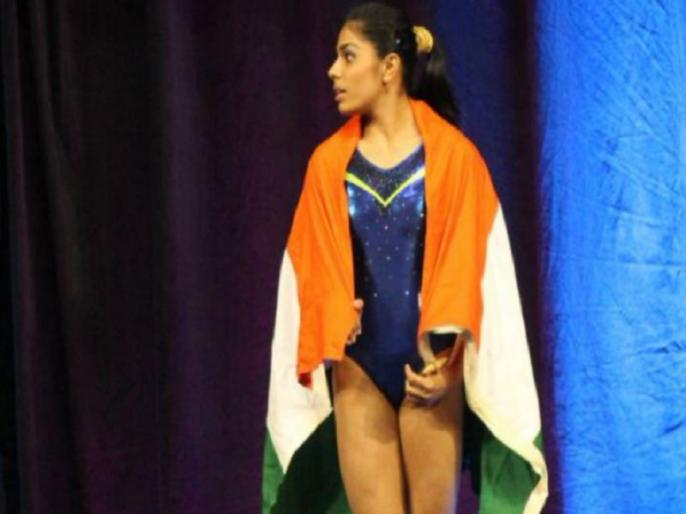 aruna reddy world gymnastics world cup