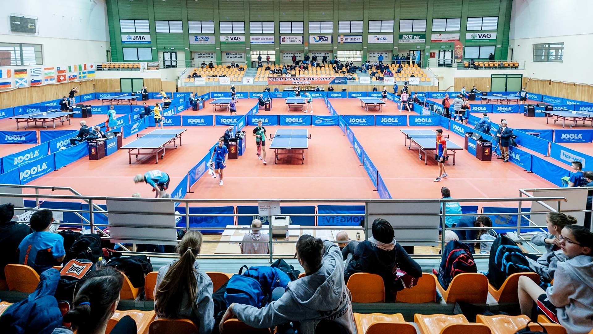 2018 Czech Junior & Cadet Open