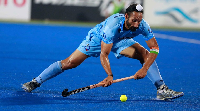 Sardar Singh dropped from Commonwealth Games
