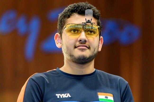 Anish Bhanwala CWG 2018