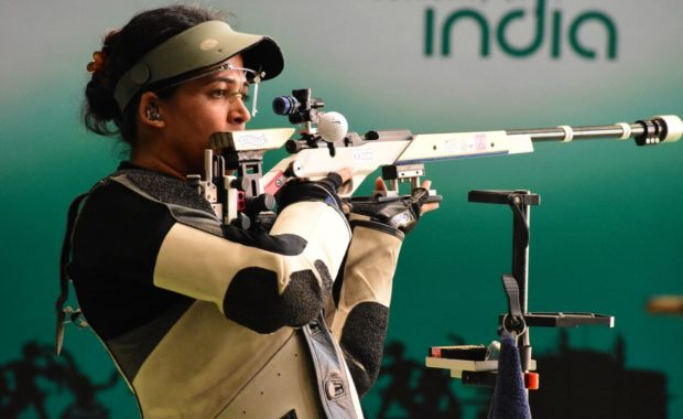 CWG 2018: Gold & Silver medal for India in women's 50m rifle 3 positions Finals