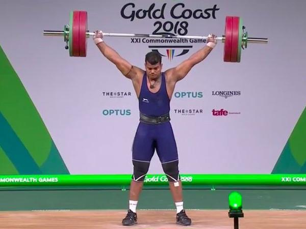 Venkat Rahul Ragala 2018 Commonwealth Games