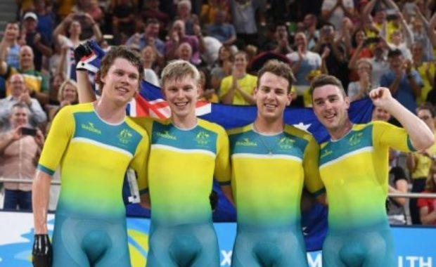 CWG 2018 Cycling : Australians break world record in men's team pursuit