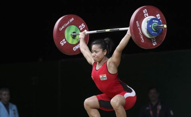 CWG 2018 Weightlifting : Sanjita Chanu broke Games Record to win second Gold for India