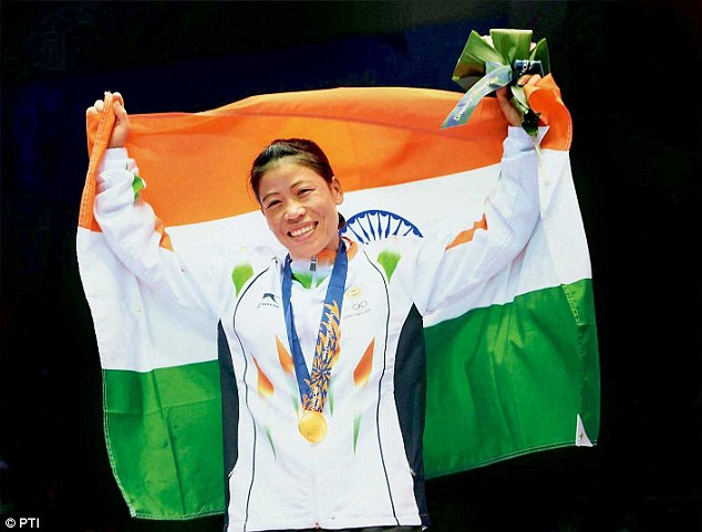 CWG 2018: Mary kom wins maiden Gold at Commonwealth Games