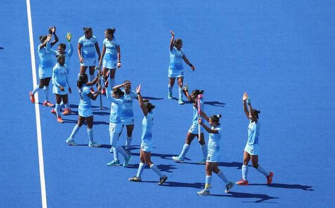 CWG 2018: India's women hockey team stuns Olympic Champion England