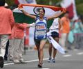 IAAF Race Walking : Khushbir Kaur & Manish Singh shines for India