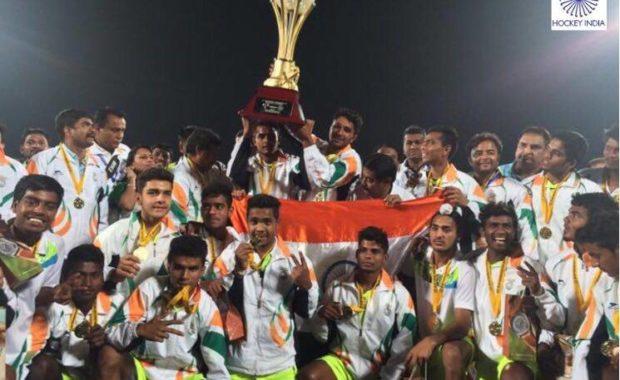Asian U-18 Hockey Championship : India becomes Champion