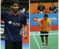"Singapore Open : Srikanth & Sai Praneeth sets a ""All Indian Final"""