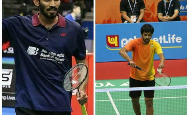 "Singapore Open : Srikanth & Sai Praneeth sets a ""All Indian Final"""
