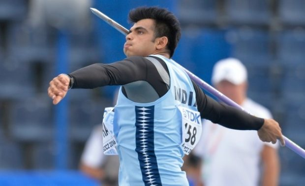Neeraj Chopra to compete with Worlds Best at Paris Diamond League