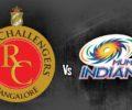 IPL 2017 : MI VS RCB Probable Lineups, Kohli back in the Team