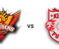 IPL 2017 SRH VS KXIP : PREVIEW