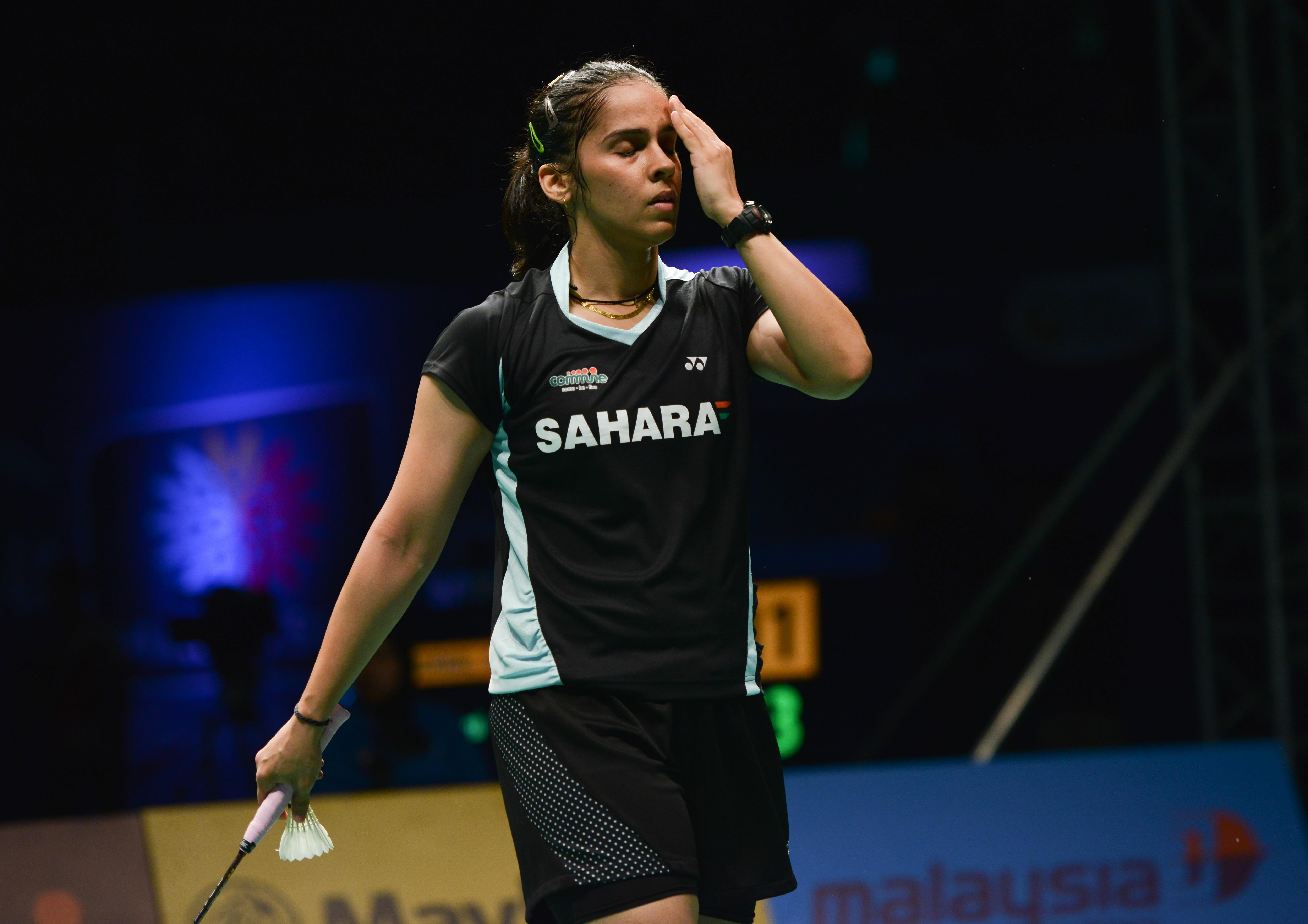 Malaysia Open Saina Nehwa