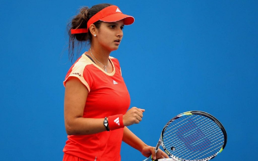 Sania storms into finals