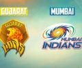 IPL 2017 GL VS MI : Game Stats and Possible lineups