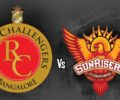 IPL 2017 : RCB Vs SRH Preview, Facts & Predicted Lineup