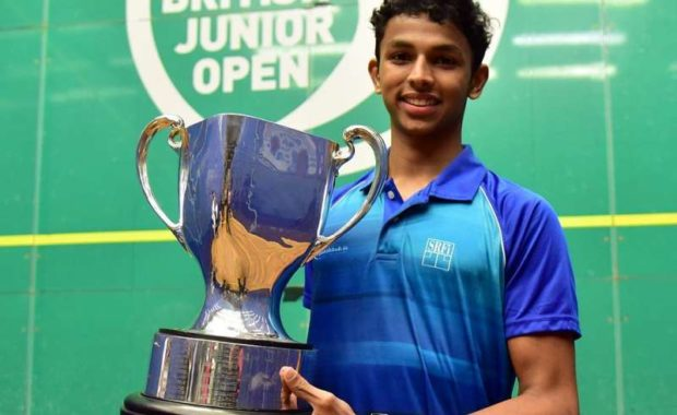 PSA West Rand Open : Young Sensation 19 year-old Velavan Enters Final
