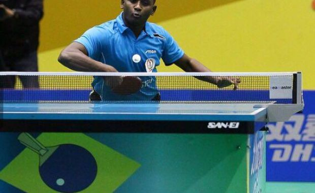 ITTF Challenge Brazil open : Amalraj Anthony bags two consecutive Silvers in 2 weeks