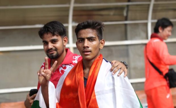 """Asian Youth Athletic Championship: Two """"GOLD"""" & a """"Silver"""" medal added to India's kitty on Day 3"""