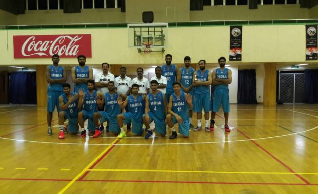 "India becomes ""South Asian Basketball Champion"" for the 5th consecutive time, qualifies for Asia Cup"