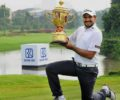 Thailand Open : Ganjeet Bhullar leads the halfway stage, Milkha Singh fires 8 Birdies to end the Day