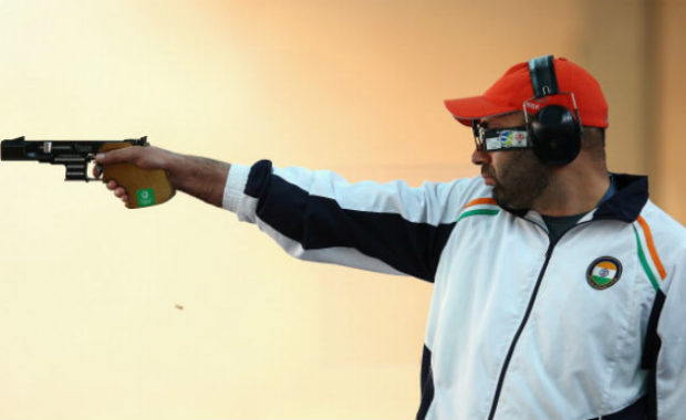 Shooting Invitational Tournament : India clean sweep 25m Pistol event by winning Gold, Silver & Bronze