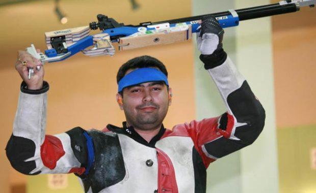 Gagan Narang surpass the World Record, grabs Silver in International Shooting Tournament