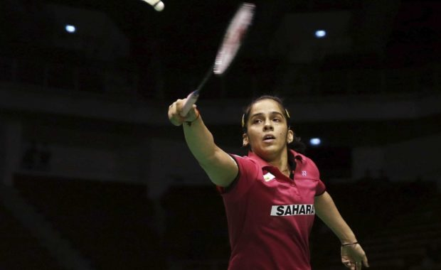 Saina Nehwal cause Huge Upset, knocks out World no. 3 to reach Quarters of World Championships