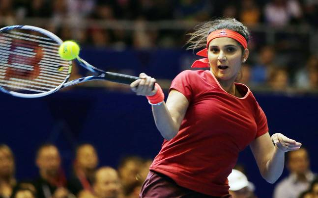 Sania Mirza out of Asian Games 2018