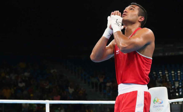 Vikas Krishan Qualify for his 3rd Olympics, Book 34th quota for India