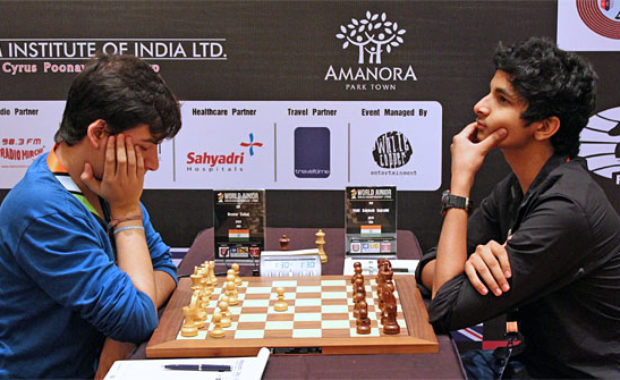 Asian Chess Championship : Vidit Gujrathi and R Vaishali collects Bronze in the final round