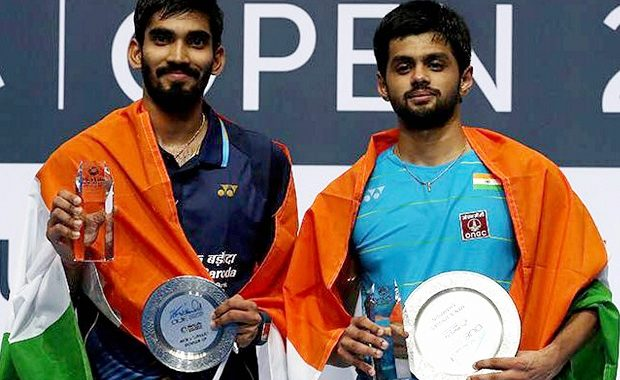 "Sai Praneeth becomes the ""Thailand Open Grand Prix"" Champion"