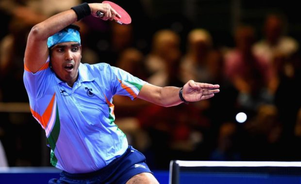 World Table Tennis Championship : Sharath Kamal to Lead Indian Challenge