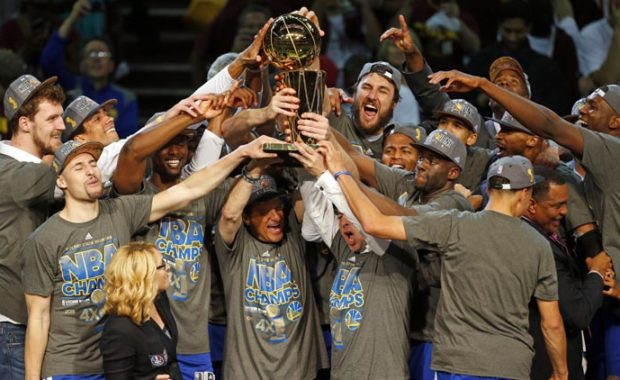 NBA Finals : Warriors ousted Cavs to clinch NBA Championship, Durant wins M.V.P