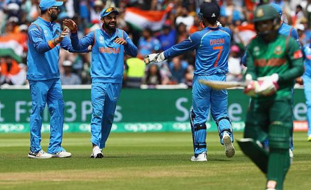 Champions Trophy : Twitter explodes as India dumps Bangladesh to reach Champions Trophy Final