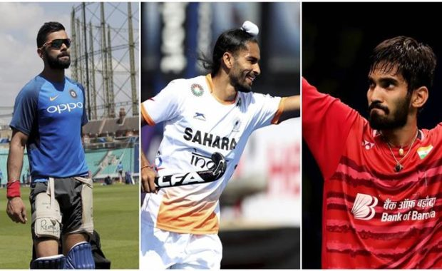 Super Sunday for Indian Sports : Cricket, Hockey, Badminton & Wrestling lined up
