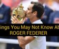 #19 Grand Slams, 19 things you may not know about ROGER FEDERER