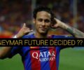 RECORD TRANSFER OF FOOTBALL ON CARDS ? Neymar Future Decided : REPORTS