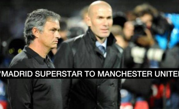 Manchester United all set to make a move for Real Madrid STAR, Jose Mourinho confirms