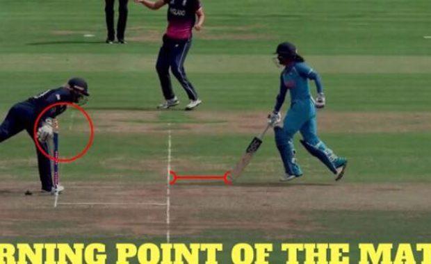 "Mithali Raj Reveals the reason behind her ""Run-Out"""
