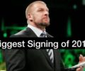 "WWE all set to have one of the ""Biggest Signings of 2017"""