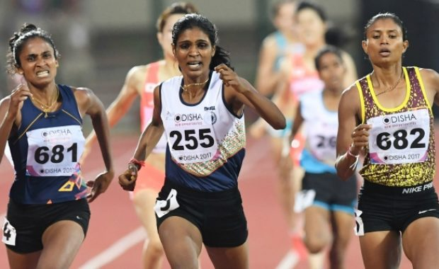 Asian Athletics Championship : Heartbreak for Archana, stripped off Gold medal