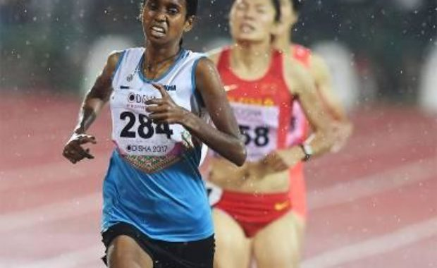 From racing barefoot to winning Gold for India in Asian Championship, the rise of special PU Chitra