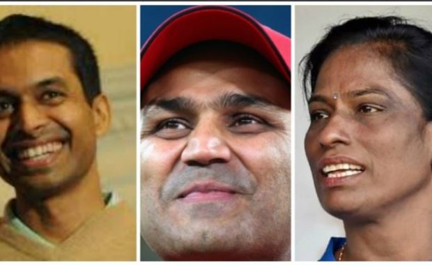 """P.T. Usha & Virender Sehwag picked up for """"Special Job"""""""