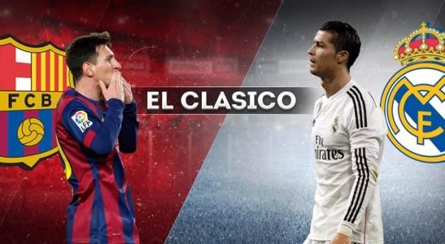 Image result for Real Madrid vs Barcelona pic